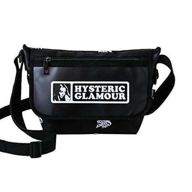 HYSTERIC GLAMOUR(ヒステリックグラマー)のHYSTERIC GLAMOUR☆メッセンジャーバッグ メンズのバッグ(ショルダーバッグ)の商品写真