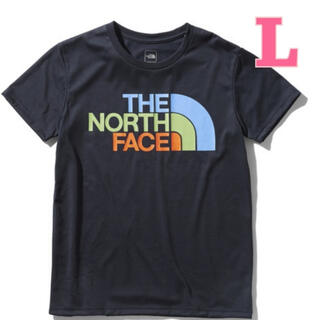 THE NORTH FACE - ノースフェイス  ショートスリーブカラフルロゴティー レディス UN L