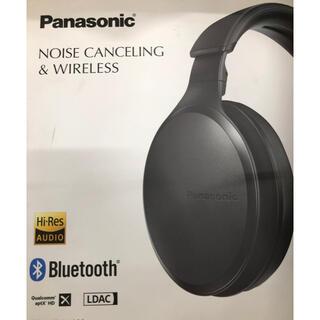Panasonic - パナソニック ヘッドホン Panasonic RP-HD600N-K