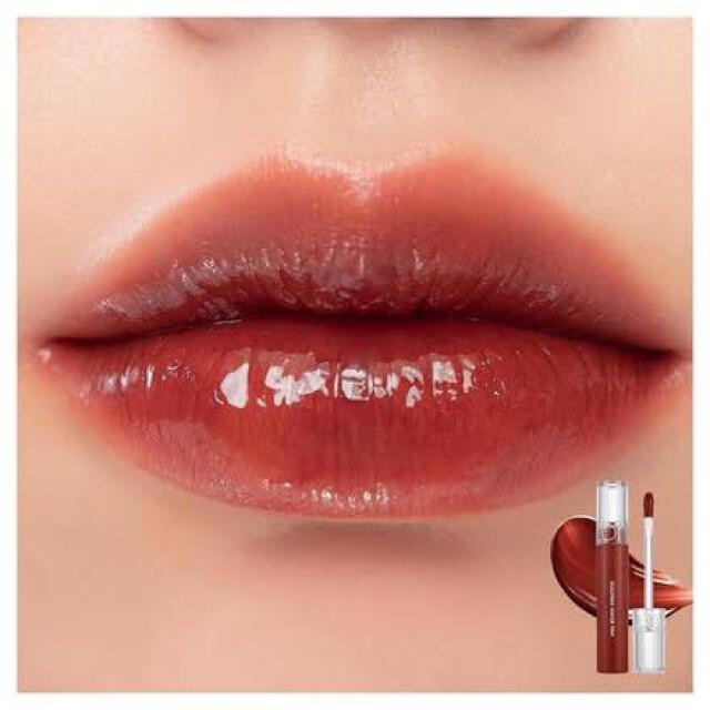3ce(スリーシーイー)のロムアンド グラスティングウォーターティント 04 ビンテージオーシャン 3ce コスメ/美容のベースメイク/化粧品(リップグロス)の商品写真