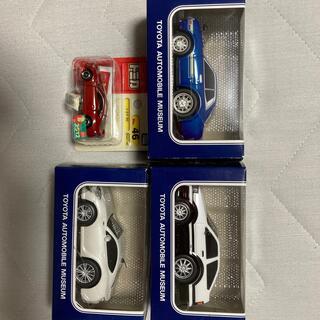トヨタ(トヨタ)のトヨタプルバックカー&トミカ86(模型/プラモデル)