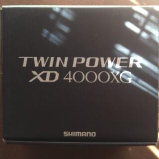 SHIMANO - シマノ 17ツインパワーXD 4000XG