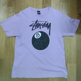 STUSSY - STUSSY Tシャツ largeサイズ
