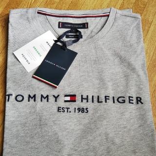 トミーヒルフィガー(TOMMY HILFIGER)のTommy Hilfiger刺繍ロゴTシャツ(Tシャツ/カットソー(半袖/袖なし))