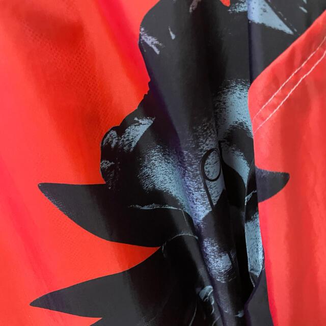 UNDERCOVER(アンダーカバー)のundercover 総柄ブルゾン コーチジャケット サイズ3 メンズのジャケット/アウター(ナイロンジャケット)の商品写真