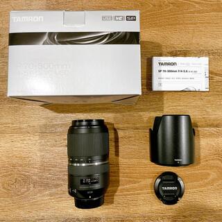 TAMRON - TAMRON SP 70-300mm f4-5.6 A030  Nikon用