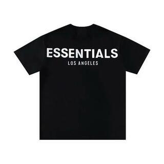 FOG Essentials エッセンシャルズ T-シャツ ブラック XL