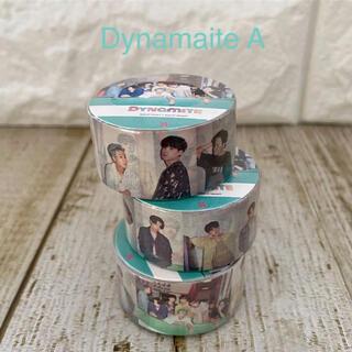 防弾少年団(BTS) - BTS マスキングテープ Dynamaite A