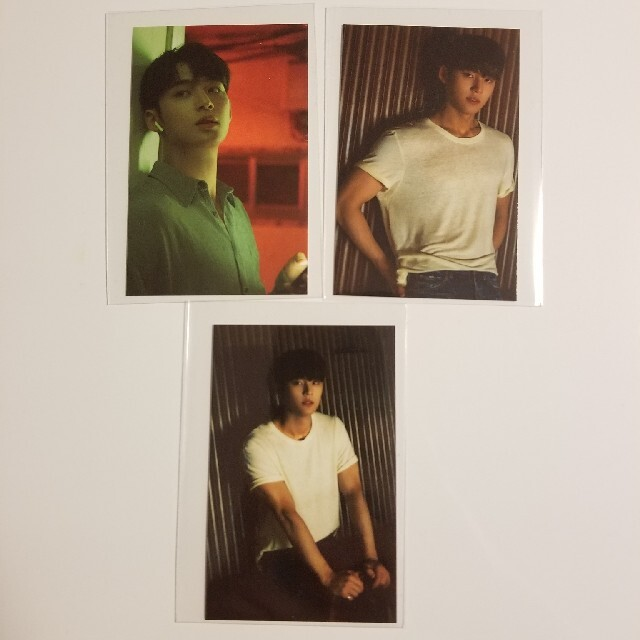 SEVENTEEN(セブンティーン)のSEVENTEEN  MINGYU  ミンギュ  エンタメ/ホビーのCD(K-POP/アジア)の商品写真