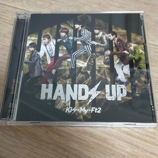 Kis-My-Ft2 - Kis-My-Ft2 HANDS UP(初回盤A)