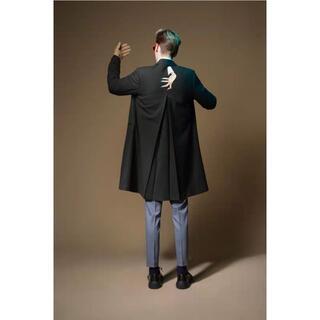 UNDERCOVER - undercover D-hand coat チェスターコート