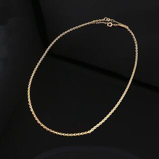 Cartier - <Cartier> 750 フォルサチェーン 36.5㎝