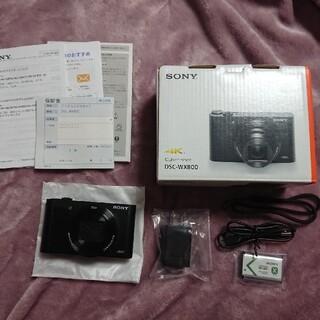 SONY - sony/DSC-WX800デジタルカメラ
