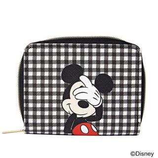 ミッキーマウス(ミッキーマウス)のミッキー カードケース(財布)