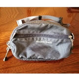 モンベル(mont bell)のmont-bell モンベル ウエストバック(ウエストポーチ)