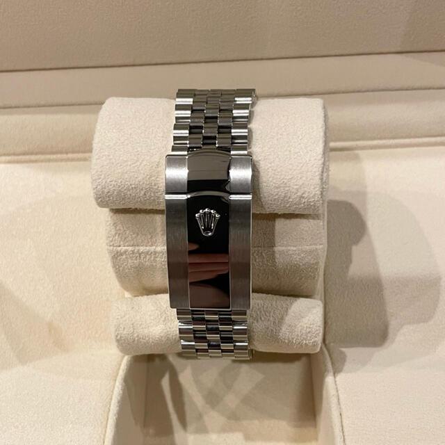 ROLEX(ロレックス)のロレックス 新作 デイトジャスト36 ブライトブルー ステンレス 126200 メンズの時計(腕時計(アナログ))の商品写真