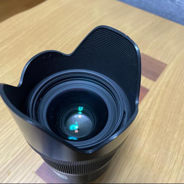 Nikon(ニコン)のSIGMA Art 35mm f1.4 DG Nikon Fマウント+フィルター スマホ/家電/カメラのカメラ(レンズ(単焦点))の商品写真