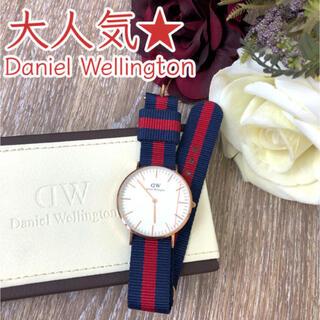 【大人気】ダニエルウェリントン DW00100029 腕時計