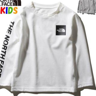 ザノースフェイス(THE NORTH FACE)のノースフェイス ロンT 長袖Tシャツ 120(Tシャツ/カットソー)