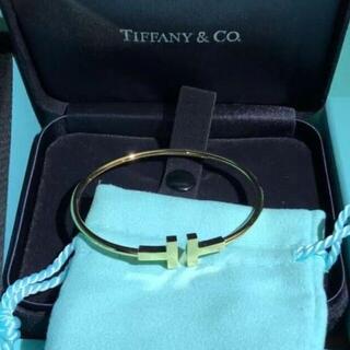 Tiffany & Co. - 美品♡Tiffanyティファニー ワイヤーブレスレット