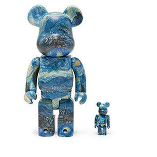 メディコムトイ(MEDICOM TOY)のBE@RBRICK Van Gogh The Starry Night (フィギュア)
