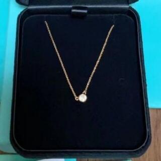Tiffany & Co. - TIFFANY&Co.ティファニーバイザヤードダイヤモンド0.8ctネックレス