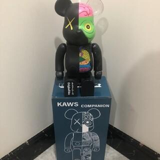 メディコムトイ(MEDICOM TOY)のBE@RBRICK KAWS COMPANION 人体模型 400% (キャラクターグッズ)