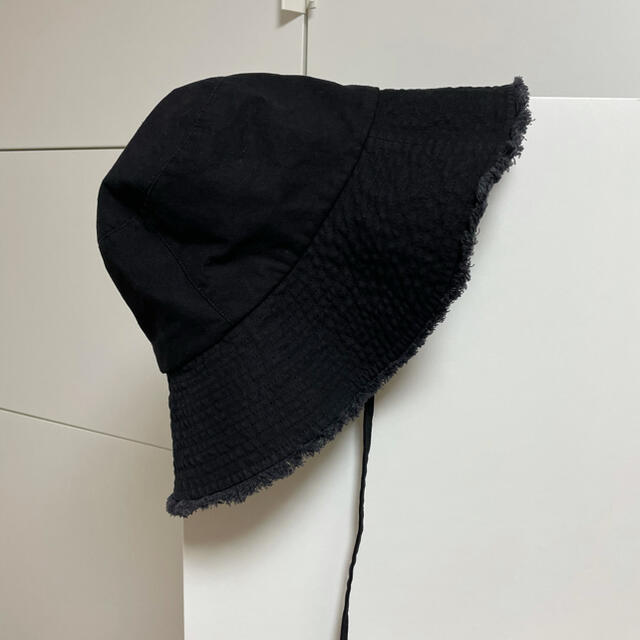 SeaRoomlynn(シールームリン)のFRINGE STRAP BUKET HAT レディースの帽子(ハット)の商品写真