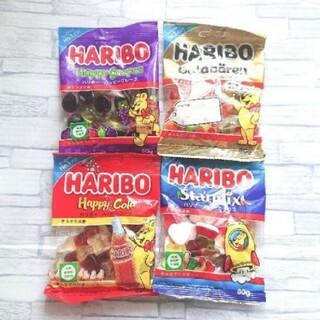 KALDI - HARIBO ハリボーグミ 80g×4