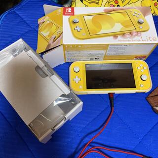 Nintendo Switch - 【土日価格】Switch Lite イエロー