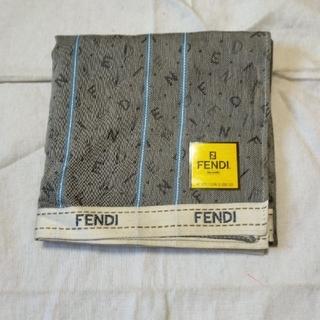 フェンディ(FENDI)のフェンディ ハンカチ 新品未使用品(ハンカチ/ポケットチーフ)
