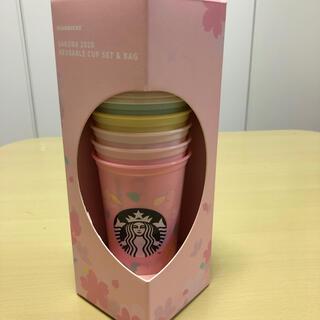 Starbucks Coffee - スターバックス SAKURA2020 リユーザブルカップ473mlセット&BAG