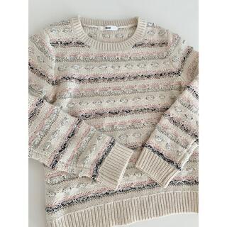 ルネ(René)のRene セーター オフホワイト サイズ34(ニット/セーター)