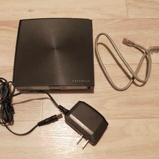 IODATA - Wi-Fiルーター WN-DX1167R IOデータ アイオーデータ IPV6