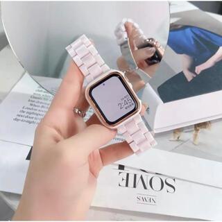 Apple Watch バンド 本体カバー 韓国 おしゃれ セット