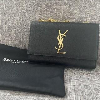 Yves Saint Laurent Beaute - SAINT LAURENT サンローラン チェーンウォレット
