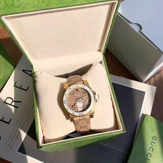 Gucci - 新品 未使用GUCCI ドラえもん ウシえもん 時計