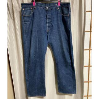Levi's - リーバイス501ジーンズ  ビッグサイズ W44