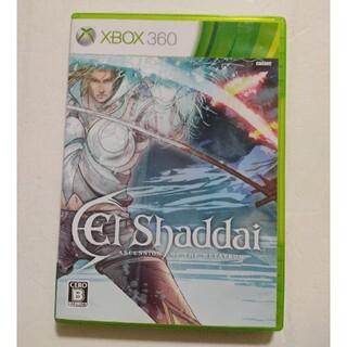 エックスボックス360(Xbox360)の[XBOX360]El Shaddai ASCENSION (エルシャダイ)(家庭用ゲームソフト)