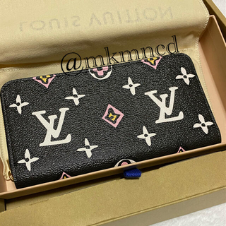 LOUIS VUITTON - LV ルイ ヴィトン LOUIS VUITTON ジッピー ウォレット 正規品