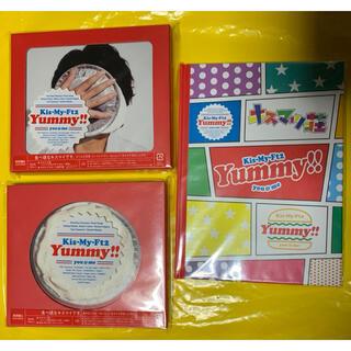 Kis-My-Ft2 - Kis-My-Ft2 yummy 初回限定盤A.B セット