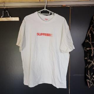 Supreme - Supreme motion logo Lサイズ