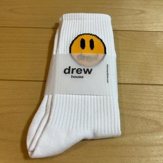 【新品未開封】drew house ソックス 靴下 男女兼用 ドリューハウス