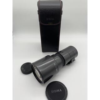 シグマ(SIGMA)の【SIGMA】 MULTI-COATED 400mm F5.6 AF TELE(レンズ(単焦点))