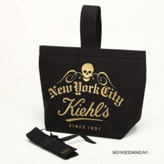 キールズ(Kiehl's)のKIEHL'S キールズ ノベルティ ランチトートバッグ(トートバッグ)