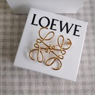 LOEWE - 売り上げ LOEWE ブローチ ゴールド