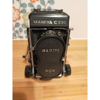フィルムカメラ MAMIYA C330  Professional 二眼レフカメ