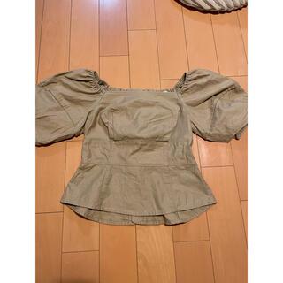 リリーブラウン(Lily Brown)のコットントップス(カットソー(半袖/袖なし))
