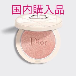 Dior - ディオールスキン クチュール ルミナイザー  Dior 06 コーラル グロウ