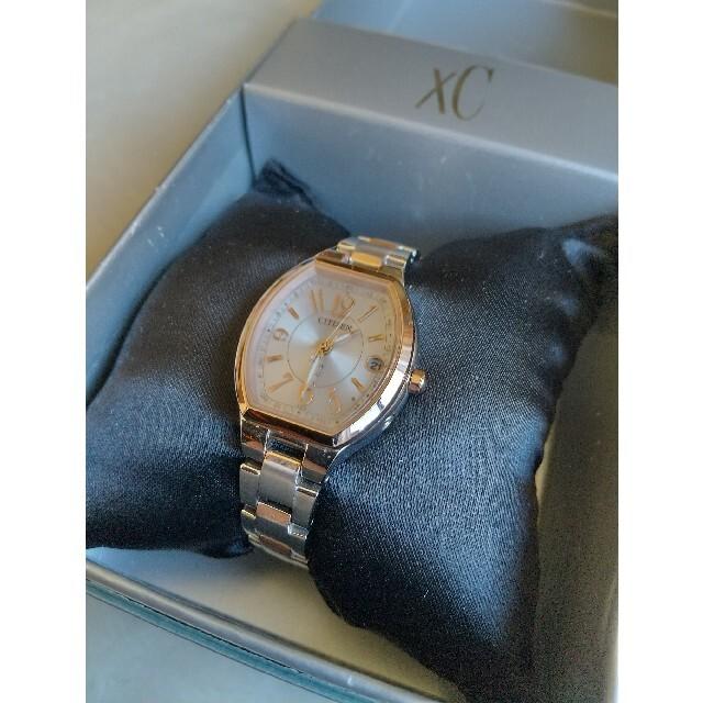CITIZEN(シチズン)のシチズン CITIZEN xC 電波ソーラーレディース レディースのファッション小物(腕時計)の商品写真